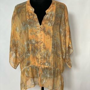 Banana Republic Blouse Size XL